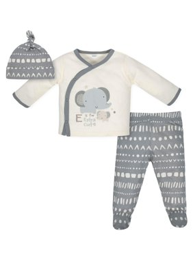 7afdbe83ee42 Baby Boys Outfit Sets - Walmart.com