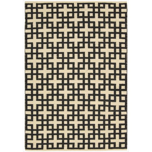 Barclay Butera Maze Midnight Area Rug By Nourison