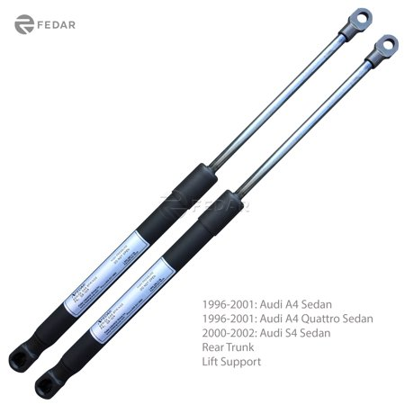 Fedar Rear Hatch Hatchback Gas Charged Lift Supports For 1994 2001 Acura Integra  Set Of Two