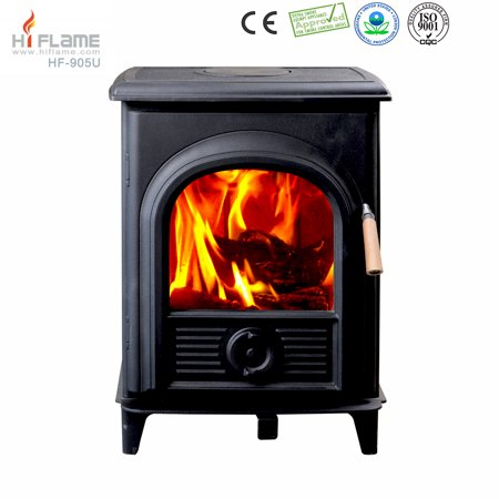 Hiflame EPA Shetland HF905UPB 800sq ft wood burning stove