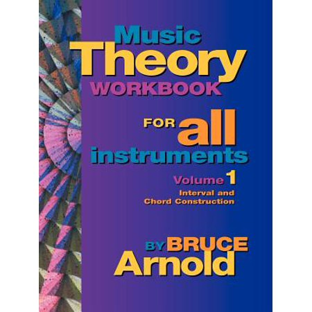 1 Theory Workbook - Music Theory Workbook for All Instruments, Volume One