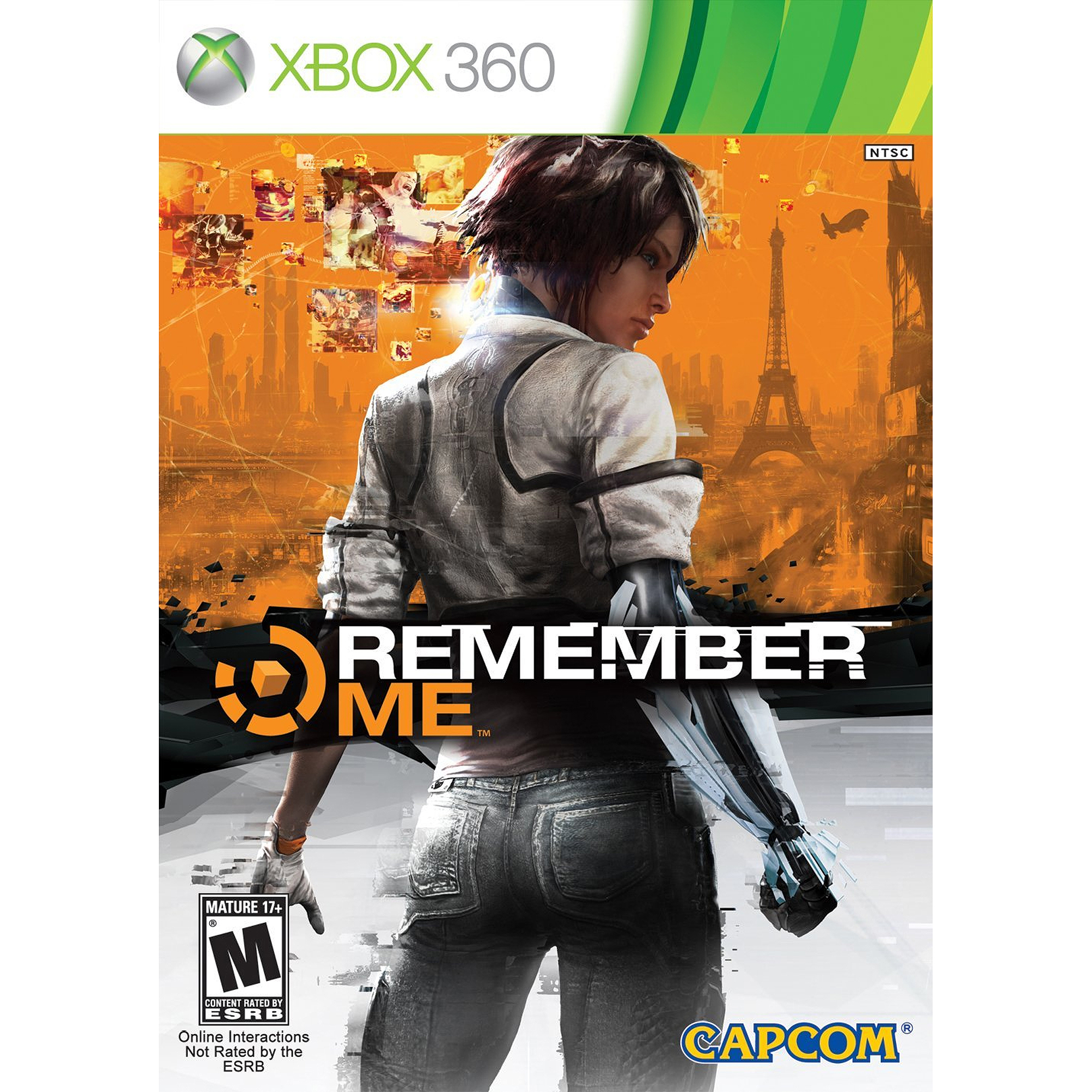 Remember Me (Xbox 360) - Pre-Owned