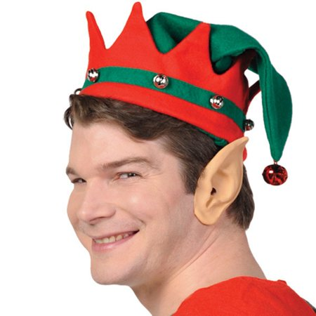 Elf Ears Costume Accessory Flesh Color](Kids Elf Ears)