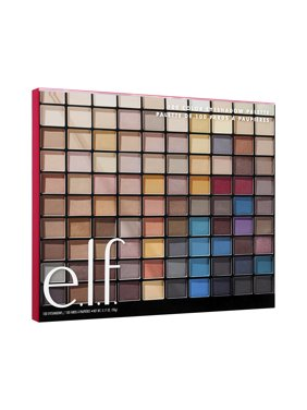 ($20 Value) e.l.f. 100 Color Holiday Eyeshadow Palette