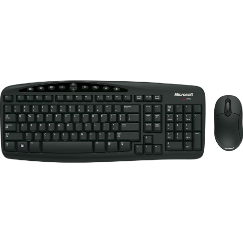 Wireless Optical Desktop 700 Keyboard and Mouse