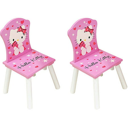 Hello Kitty Chair Set Of 2
