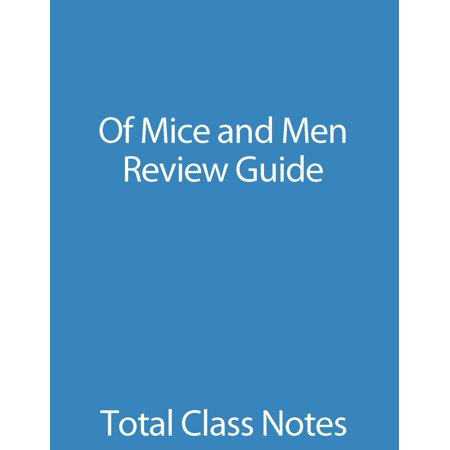 Of Mice and Men: Review Guide - eBook (Chris O Dowd Of Mice And Men)