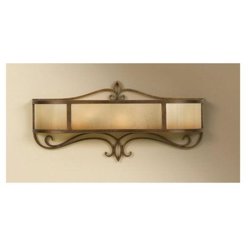 Murray Feiss VS16402 Justine 2 Light Bathroom Vanity Light