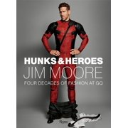 Hunks & Heroes : Four Decades of Fashion at GQ