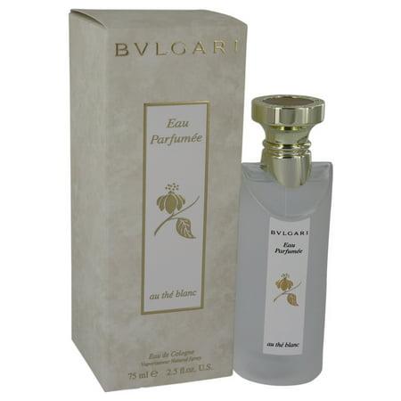 Bvlgari White (Bulgari) by Bvlgari Eau De Cologne Spray 2.5 oz for Women