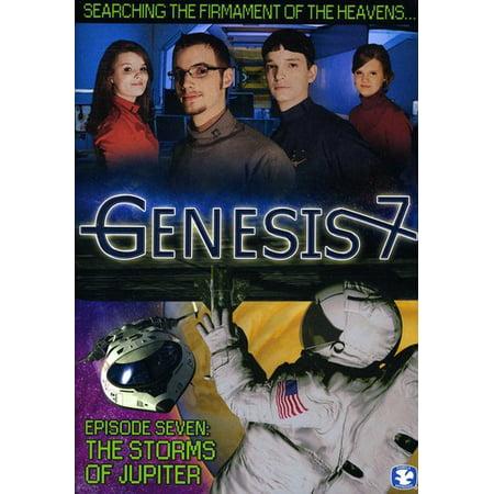 Genesis 7 - Episode 7: The Storms Of Juptier (DVD) - Martin Halloween Episodes