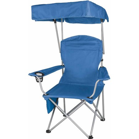 Ozark Trail Quad Folding Canopy Shade Camp Chair