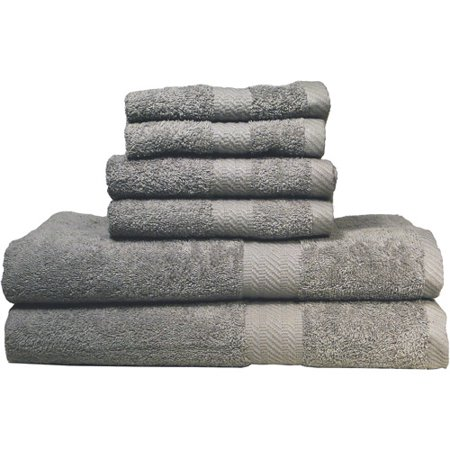 100 Percent Cotton Ultra Bath Collection; Soft and (Best Absorbent Bath Towels)
