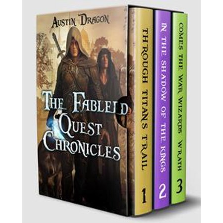 Quest Box (The Fabled Quest Chronicles Box Set -)