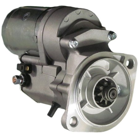 New Starter for Forklift TCM Isuzu Hister C240 Diesel - 18449 ()