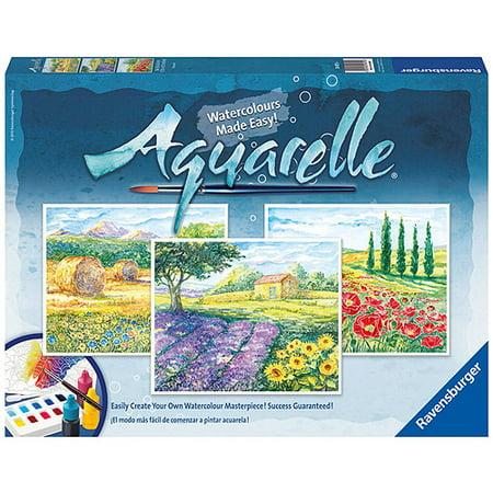 Ravensburger Aquarelle Watercolor Set, Provence