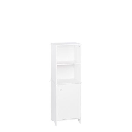 RiverRidge Medford Collection Tall Floor Cabinet in White