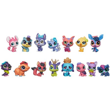 Littlest Pet Shop Pet Party Spectacular - Littlest Pet Shop Cupcakes