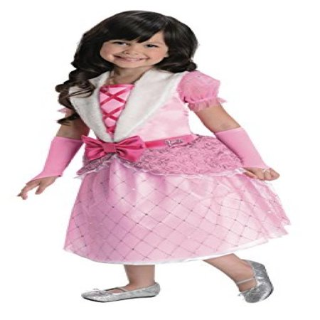 Rubies Barbie Rosebud Princess Costume, Child - Barbie Princess Costumes