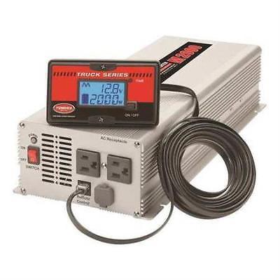 Inverter, 120VAC, 12VDC, 2000W, 2 Outlets