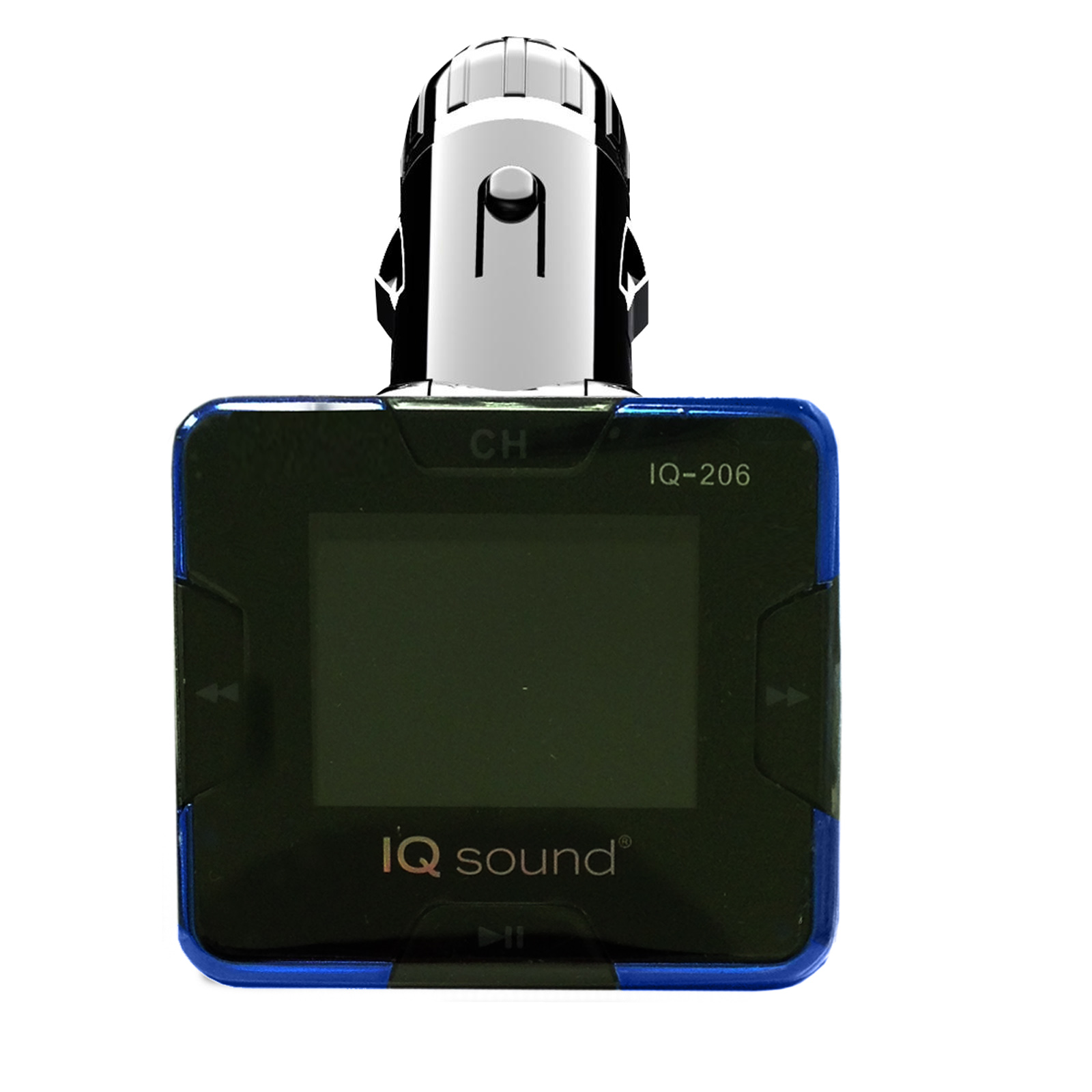 """Supersonic FM Transmitter with 1.4"""" Display"""