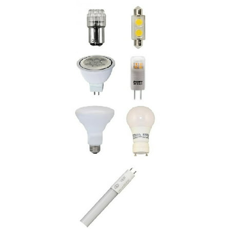 1835 Miniature (Replacement for MINIATURE LAMP 1835 LED REPLACEMENT replacement light bulb lamp )