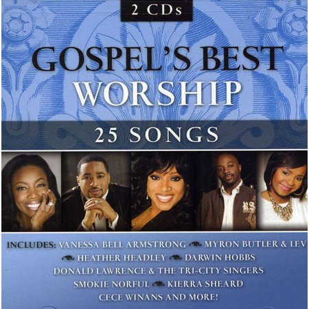 Gospel's Best Worship (2 CD)