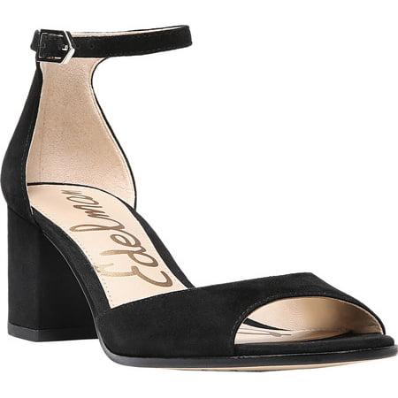 4f1cd6af77e0c1 Sam Edelman - Women s Sam Edelman Susie Ankle Strap Sandal - Walmart.com