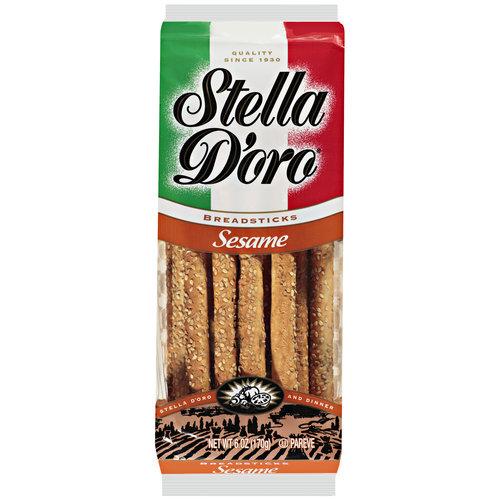 Stella D'oro Sesame Breadsticks, 6 oz