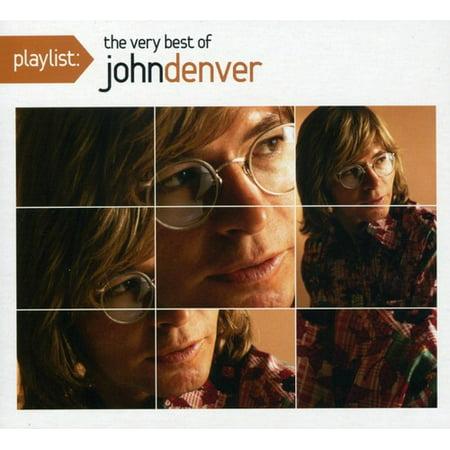 PLAYLIST: THE VERY BEST OF JOHN DENVER [DIGIPAK]