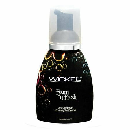 Wicked Foam N Fresh | Anti Bacterial Foam Cleaner (MADE IN USA)