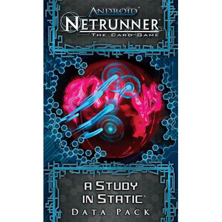 Android Netrunner LCG: A Study in Static Data