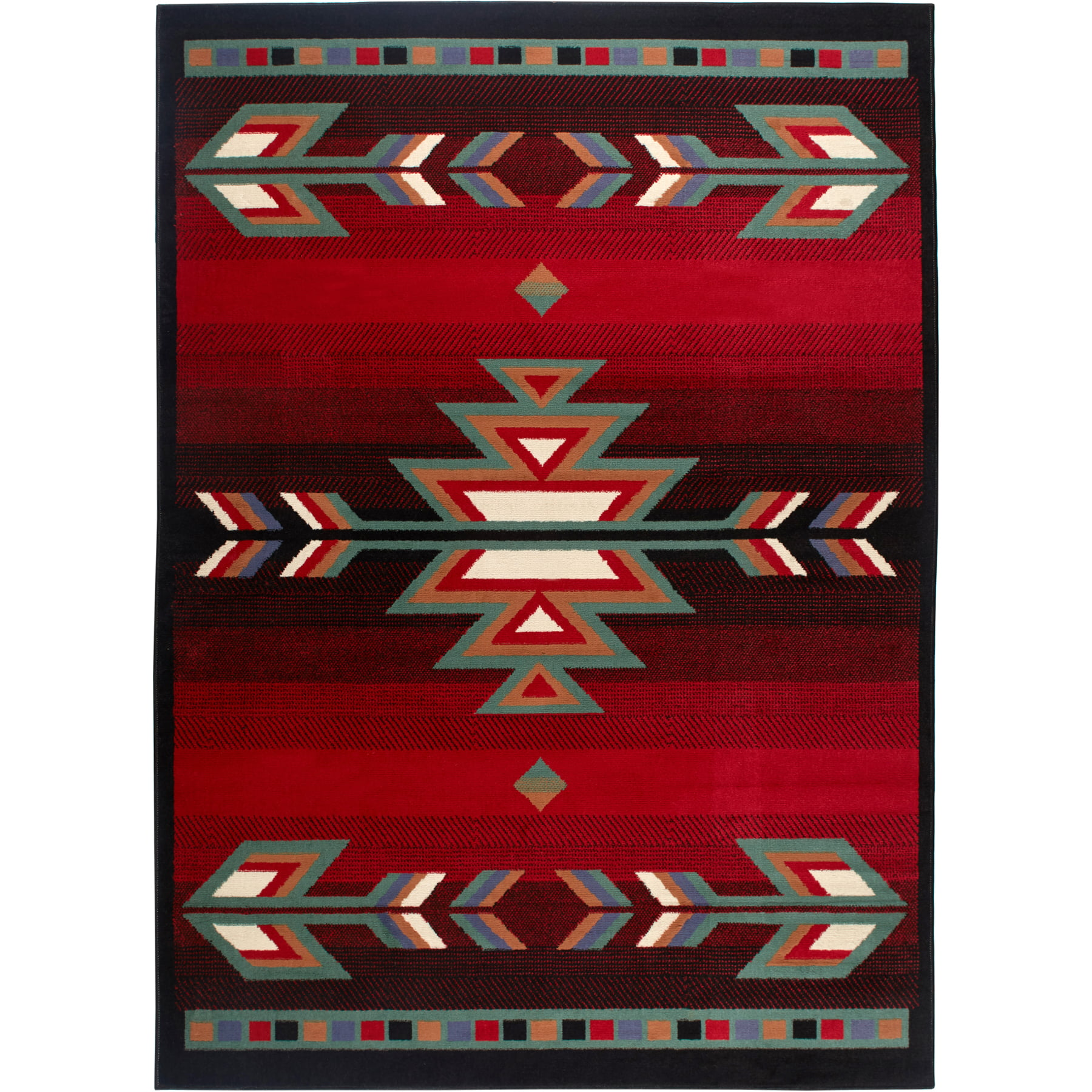 Area Rug Contemporary Floor Dcor Carpet