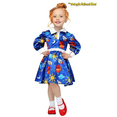 Magic School Bus Ms. Frizzle Toddler - Magic School Bus Costumes
