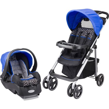 Evenflo Vive Travel System  Hayden Dot
