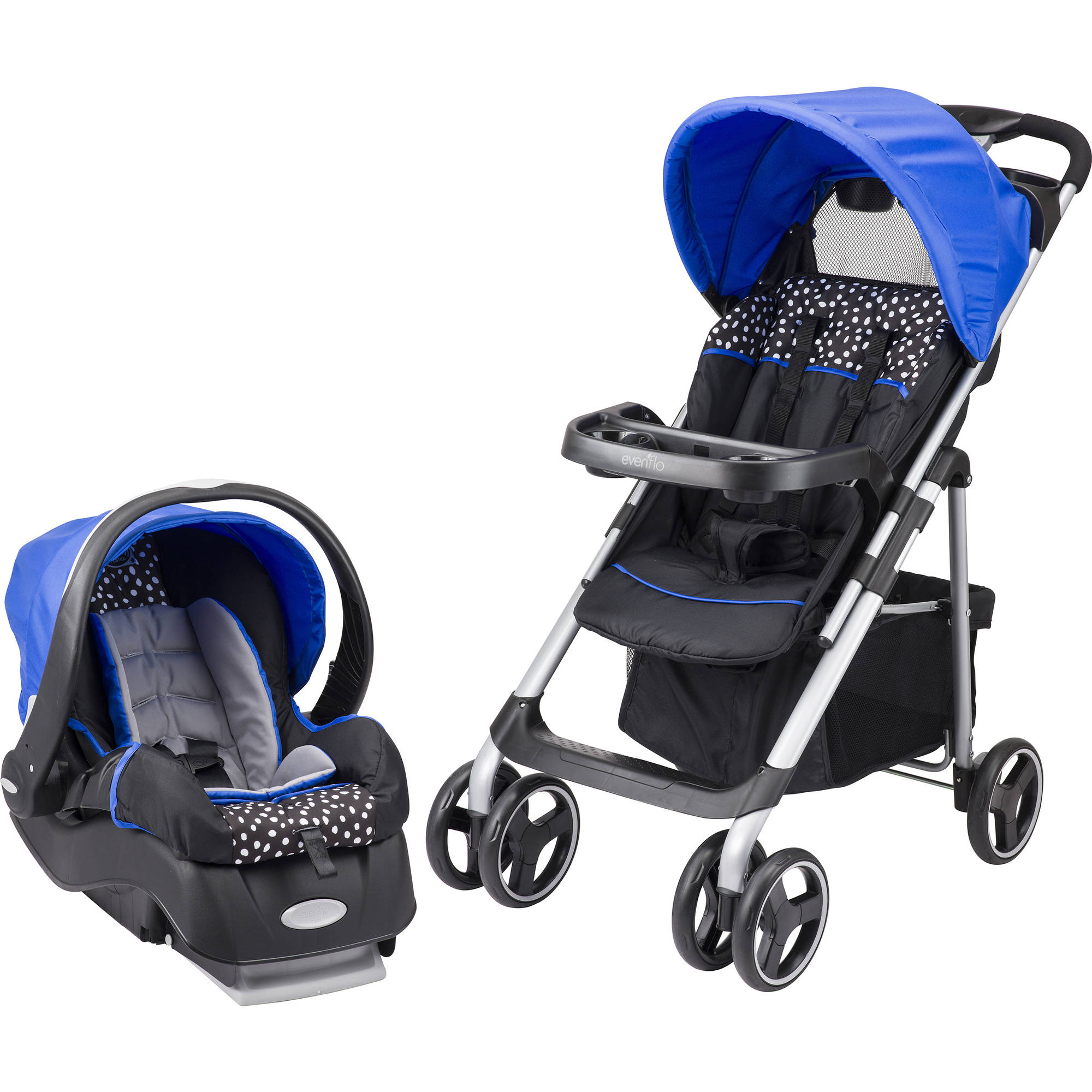 Evenflo Vive Travel System, Hayden Dot