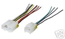 Stereo Wire Harness Nissan Sentra 91 92 93 94 (car radio wiring ... car stereo wiring harness color codes Walmart