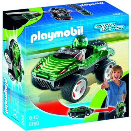 Playmobil Sports & Action Click & Go Snake Racer Set