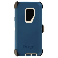 OtterBox Defender Series Case for Samsung Galaxy S9+ (Plus) - Blue/White Big Sur