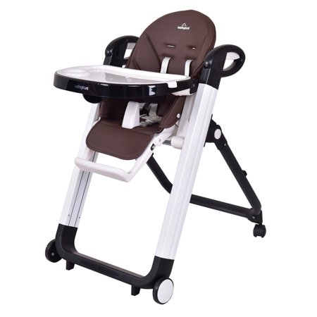portable baby high chair infant toddler feeding booster safe folding highchair. Black Bedroom Furniture Sets. Home Design Ideas