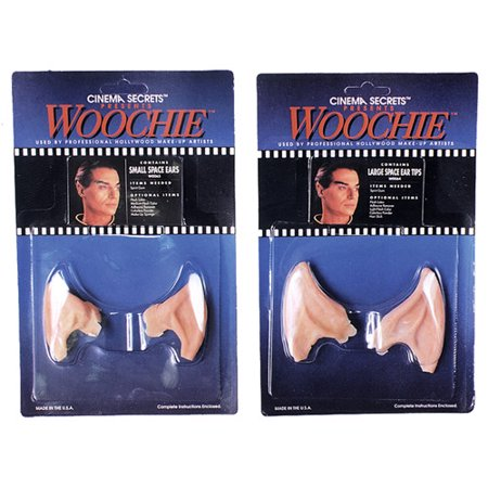 Woochie Space Ears Halloween Accessory - Woochie Prosthetics