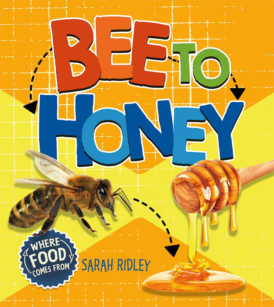 Where Food Comes from: Bee to Honey (Paperback)