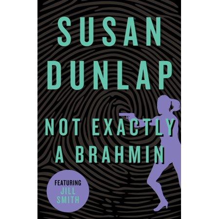 Not Exactly a Brahmin - eBook