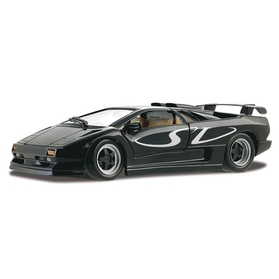 Maisto 1 18 Scale Lamborghini Diablo Sv Diecast Vehicle Black