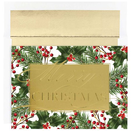 Jam paper christmas card set merry christmas greeting cards 16 jam paper christmas card set merry christmas greeting cards 16pack m4hsunfo