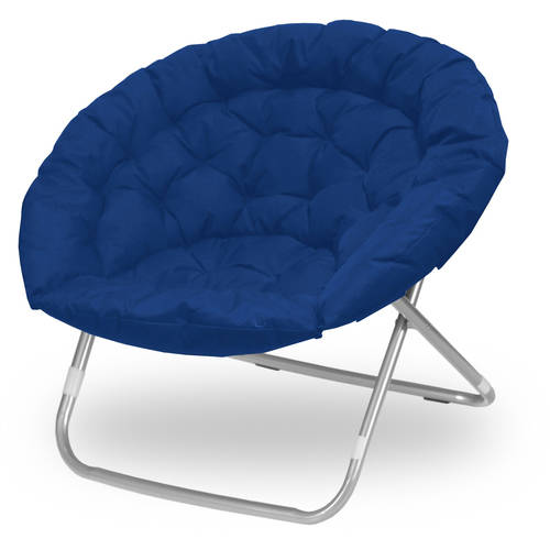 Oversized Moon Chair, Available in Multiple Colors