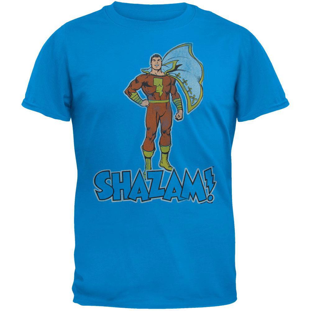 Shazam - Standing T-Shirt