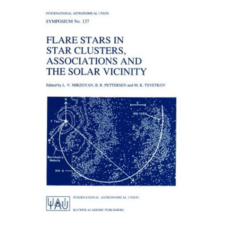 Solas Flare - Flare Stars in Star Clusters, Associations and the Solar Vicinity : Proceedings of the 137th Symposium of the International Astronomical Union Held in Byurakan (Armenia), U.S.S.R., October 23-27, 1989