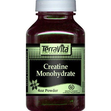 Le monohydrate de créatine en