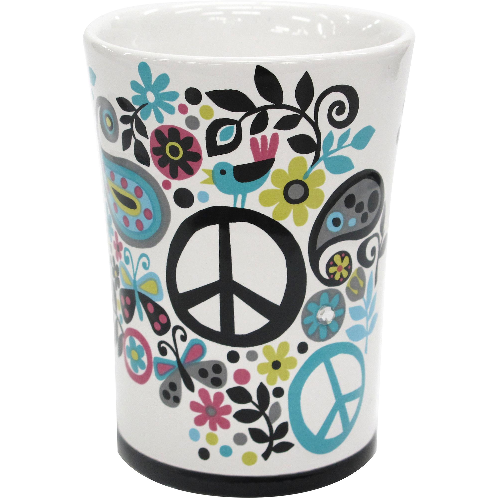 World Of Peace Tumbler